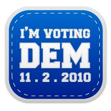 Vote Dem